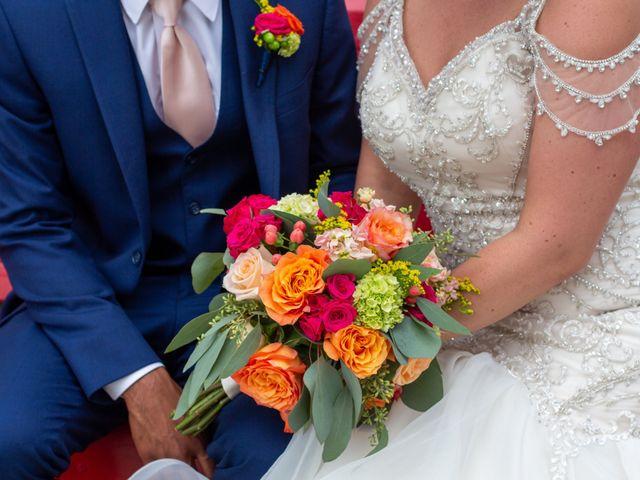 Jackie and Alberto's Wedding in Homewood, Illinois 13