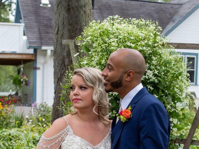 Jackie and Alberto's Wedding in Homewood, Illinois 14