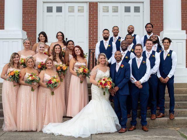 Jackie and Alberto's Wedding in Homewood, Illinois 15