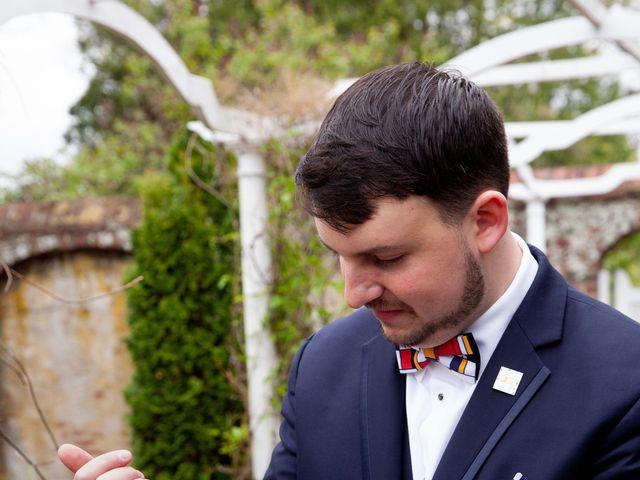 Alex and Cyndi's Wedding in Ridgefield, Connecticut 5