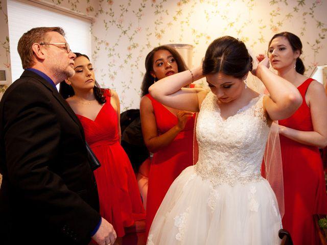 Alex and Cyndi's Wedding in Ridgefield, Connecticut 8