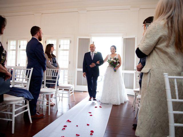 Alex and Cyndi's Wedding in Ridgefield, Connecticut 10