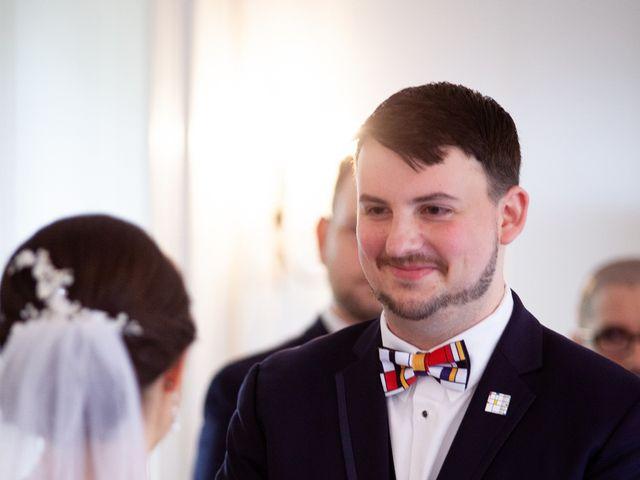 Alex and Cyndi's Wedding in Ridgefield, Connecticut 12