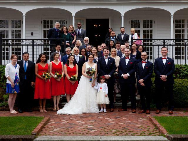 Alex and Cyndi's Wedding in Ridgefield, Connecticut 14