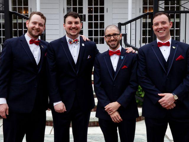 Alex and Cyndi's Wedding in Ridgefield, Connecticut 15
