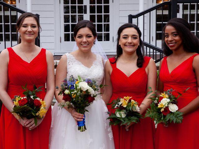 Alex and Cyndi's Wedding in Ridgefield, Connecticut 17