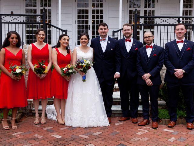 Alex and Cyndi's Wedding in Ridgefield, Connecticut 2