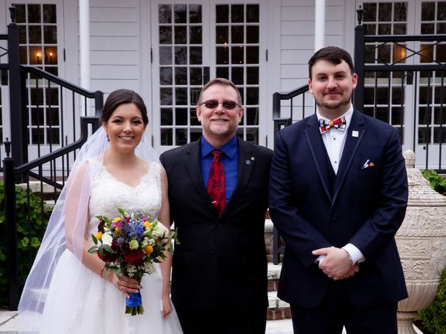 Alex and Cyndi's Wedding in Ridgefield, Connecticut 18