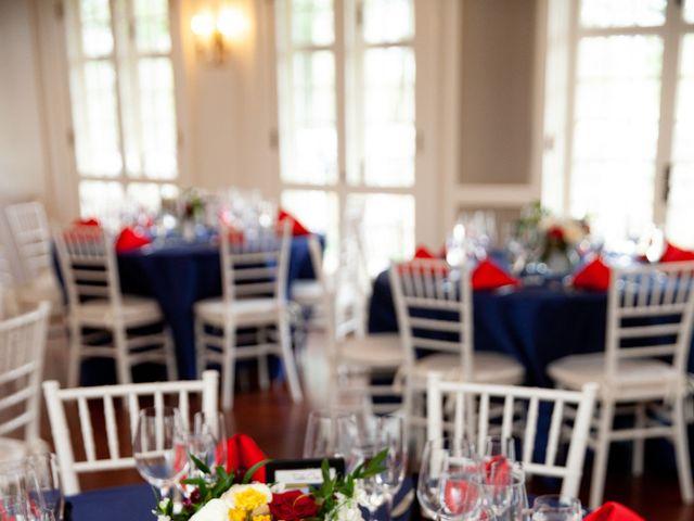 Alex and Cyndi's Wedding in Ridgefield, Connecticut 26