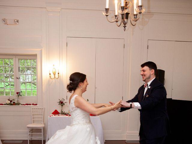 Alex and Cyndi's Wedding in Ridgefield, Connecticut 27