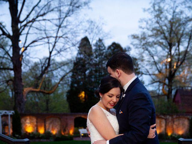 Alex and Cyndi's Wedding in Ridgefield, Connecticut 32
