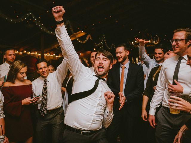 Jared and Justine's Wedding in Roxbury, New York 3