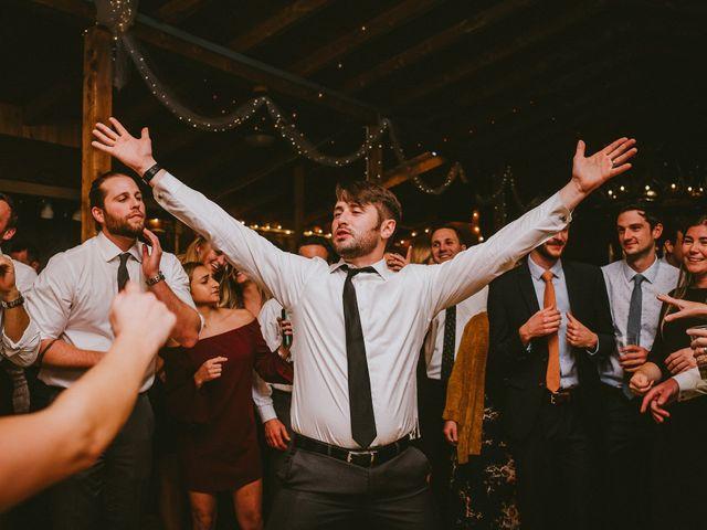Jared and Justine's Wedding in Roxbury, New York 4