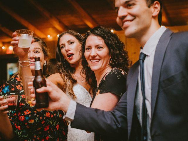 Jared and Justine's Wedding in Roxbury, New York 6