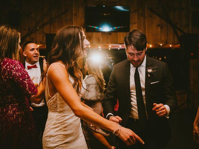 Jared and Justine's Wedding in Roxbury, New York 7