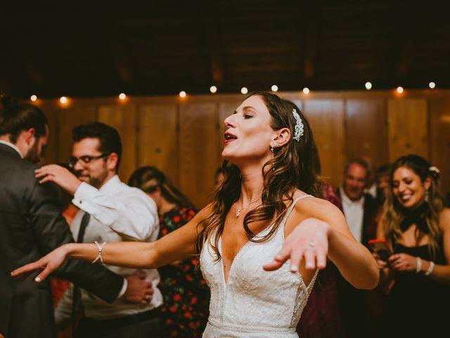 Jared and Justine's Wedding in Roxbury, New York 8