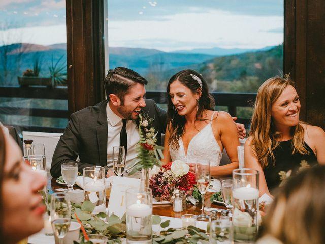Jared and Justine's Wedding in Roxbury, New York 15