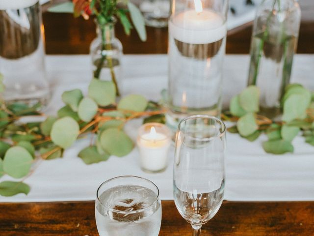 Jared and Justine's Wedding in Roxbury, New York 22