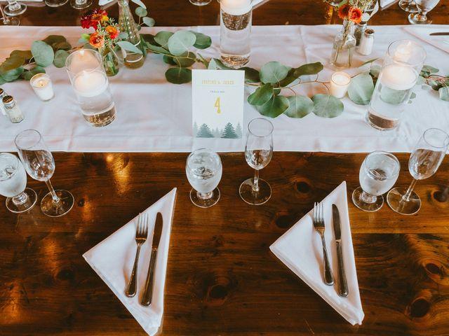 Jared and Justine's Wedding in Roxbury, New York 25
