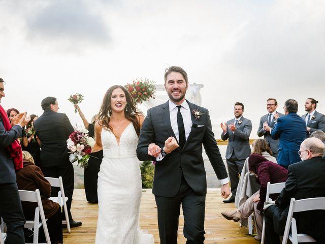 Jared and Justine's Wedding in Roxbury, New York 31