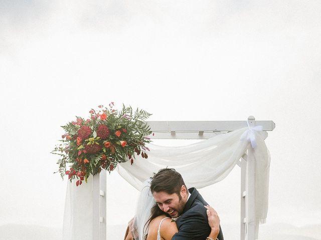 Jared and Justine's Wedding in Roxbury, New York 33