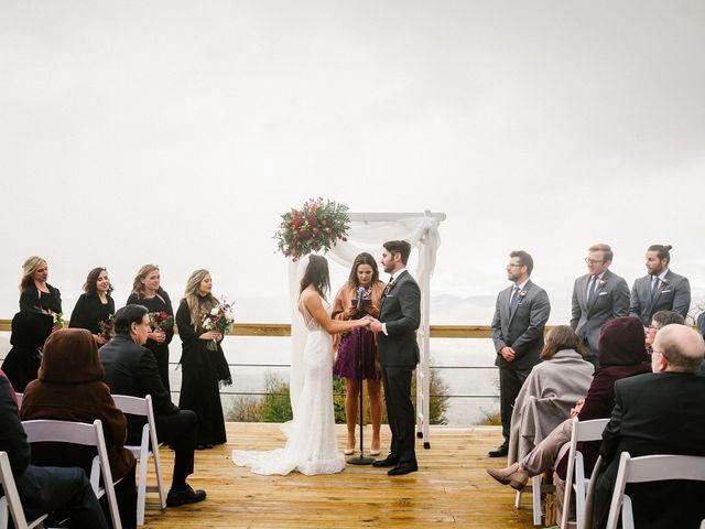Jared and Justine's Wedding in Roxbury, New York 36