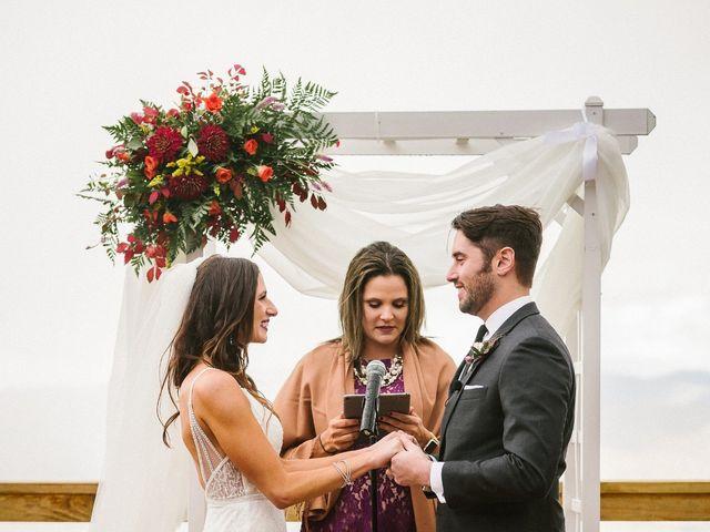 Jared and Justine's Wedding in Roxbury, New York 37