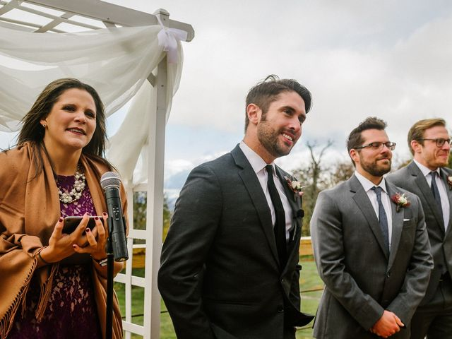 Jared and Justine's Wedding in Roxbury, New York 40