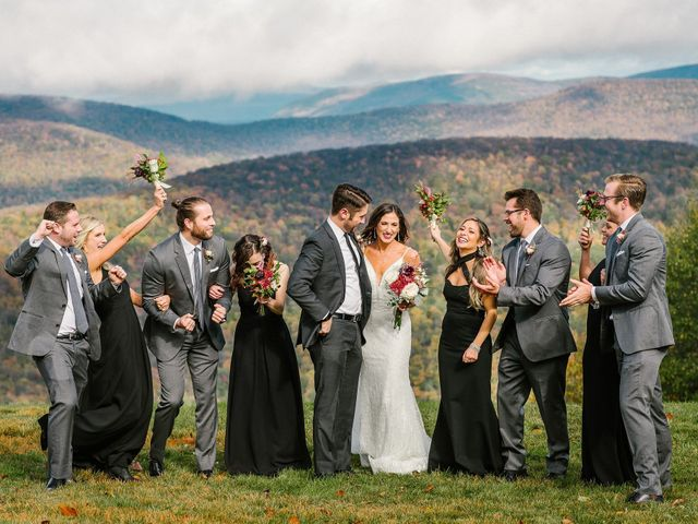 Jared and Justine's Wedding in Roxbury, New York 1
