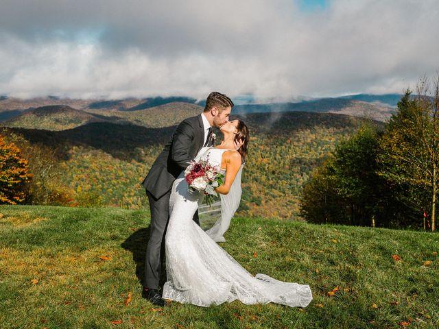 Jared and Justine's Wedding in Roxbury, New York 52