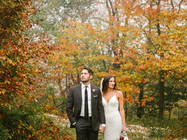 Jared and Justine's Wedding in Roxbury, New York 66