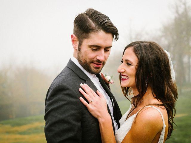 Jared and Justine's Wedding in Roxbury, New York 71