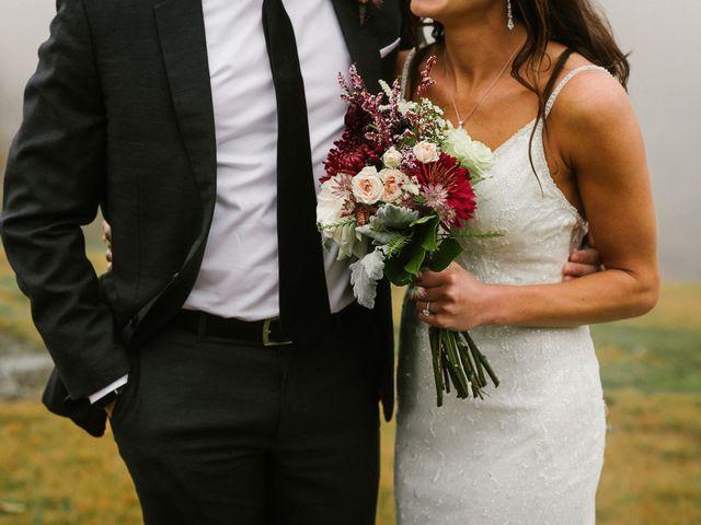 Jared and Justine's Wedding in Roxbury, New York 93