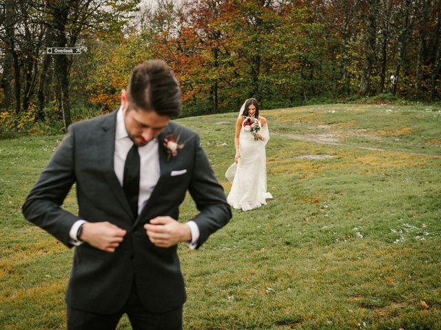 Jared and Justine's Wedding in Roxbury, New York 100