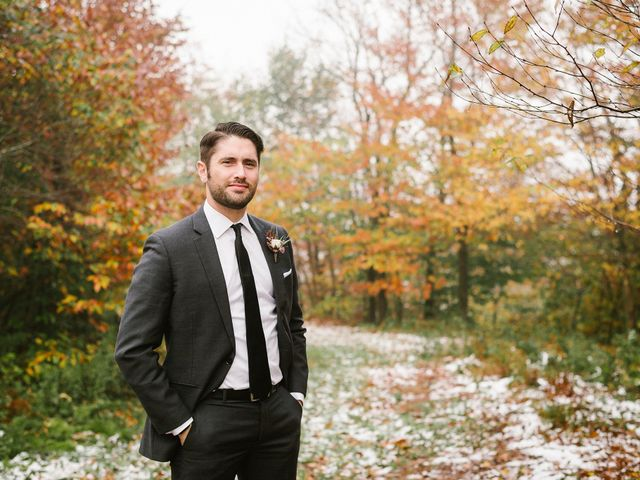 Jared and Justine's Wedding in Roxbury, New York 106