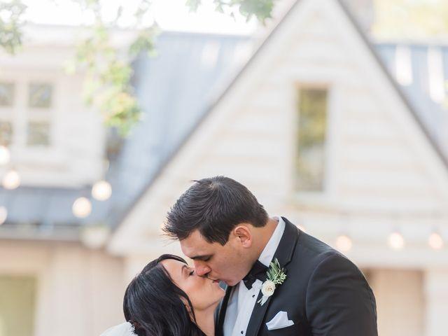 Samantha and Zach's Wedding in Gallatin, Tennessee 3