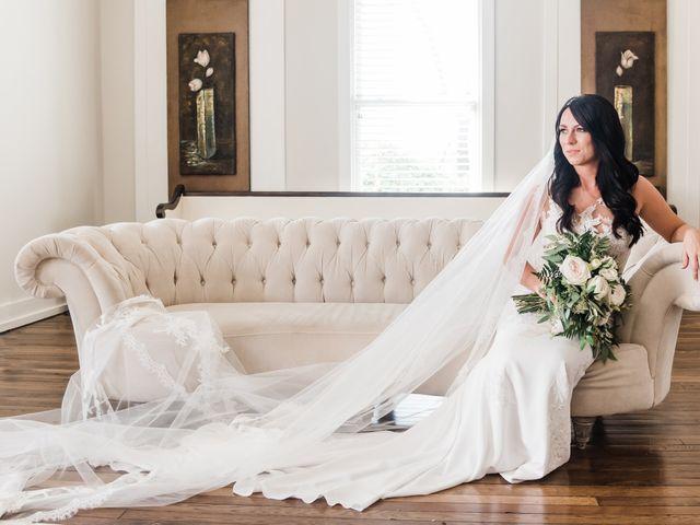 Samantha and Zach's Wedding in Gallatin, Tennessee 9