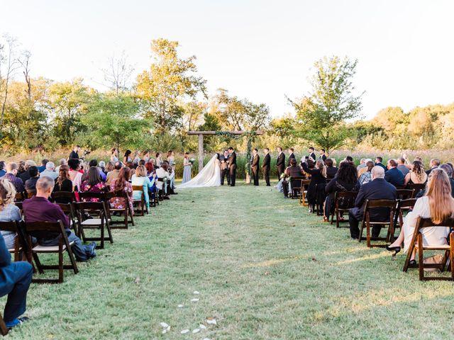 Samantha and Zach's Wedding in Gallatin, Tennessee 13