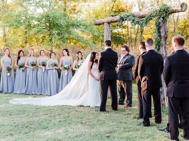 Samantha and Zach's Wedding in Gallatin, Tennessee 14