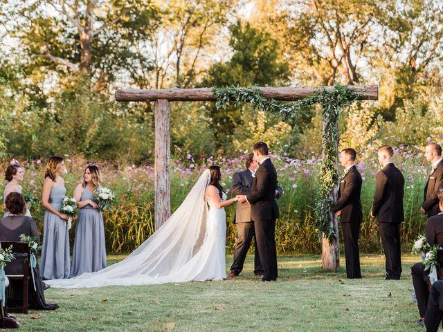 Samantha and Zach's Wedding in Gallatin, Tennessee 15
