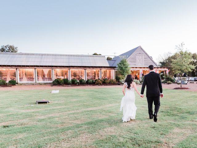 Samantha and Zach's Wedding in Gallatin, Tennessee 17