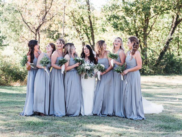 Samantha and Zach's Wedding in Gallatin, Tennessee 20
