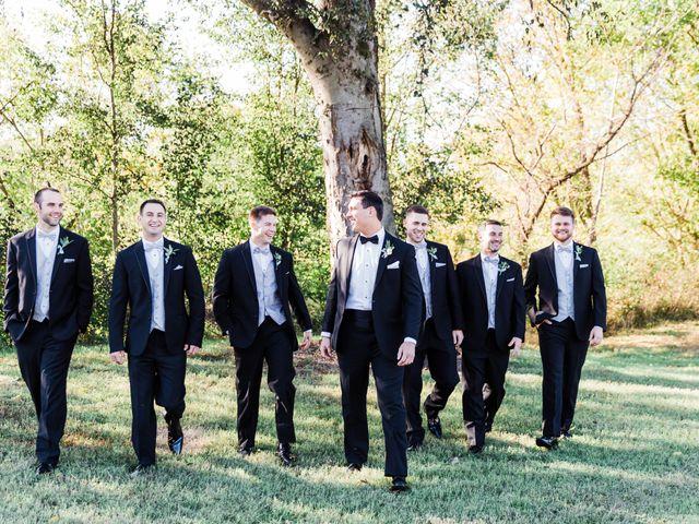Samantha and Zach's Wedding in Gallatin, Tennessee 21