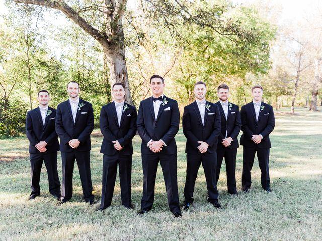 Samantha and Zach's Wedding in Gallatin, Tennessee 22