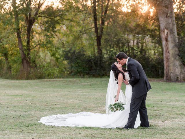 Samantha and Zach's Wedding in Gallatin, Tennessee 25