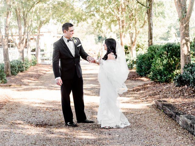Samantha and Zach's Wedding in Gallatin, Tennessee 26