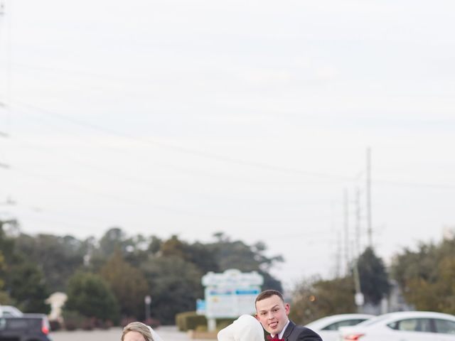 Sawyer  and Brianna 's Wedding in Virginia Beach, Virginia 4