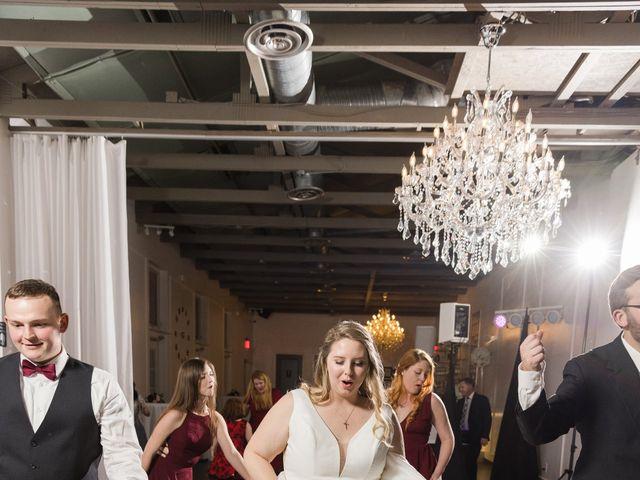 Sawyer  and Brianna 's Wedding in Virginia Beach, Virginia 6