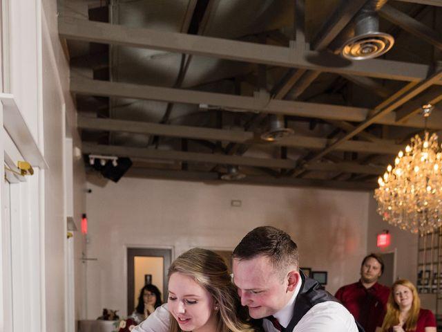 Sawyer  and Brianna 's Wedding in Virginia Beach, Virginia 7