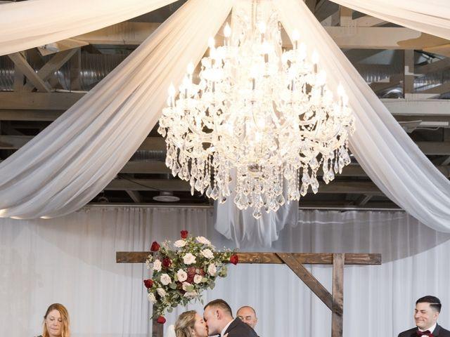 Sawyer  and Brianna 's Wedding in Virginia Beach, Virginia 8